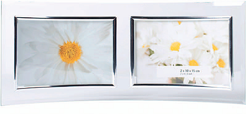 Großartig Gewölbte Glas Bilderrahmen Fotorahmen 10x15 cm - 15x20 cm Gebogen  ZK51